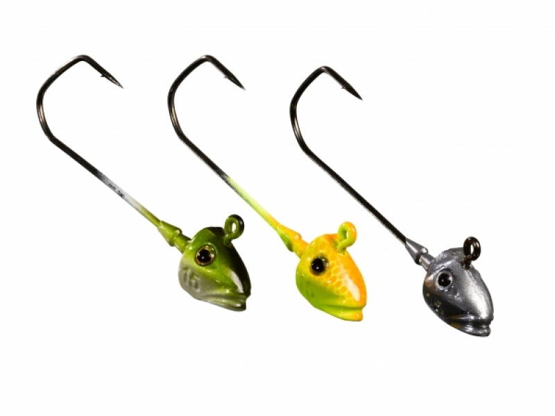 Gunki G Fish Loaded Heads -